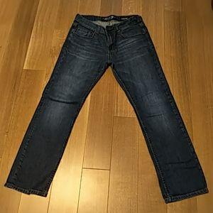 Seven (7) Straight Leg Jeans (32x32)